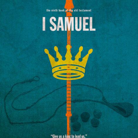 掃羅(二) : 被神棄絕的王