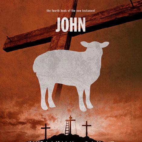 言淺意深-約翰的禱告