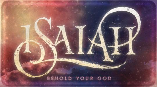 以赛亚书 1-39章